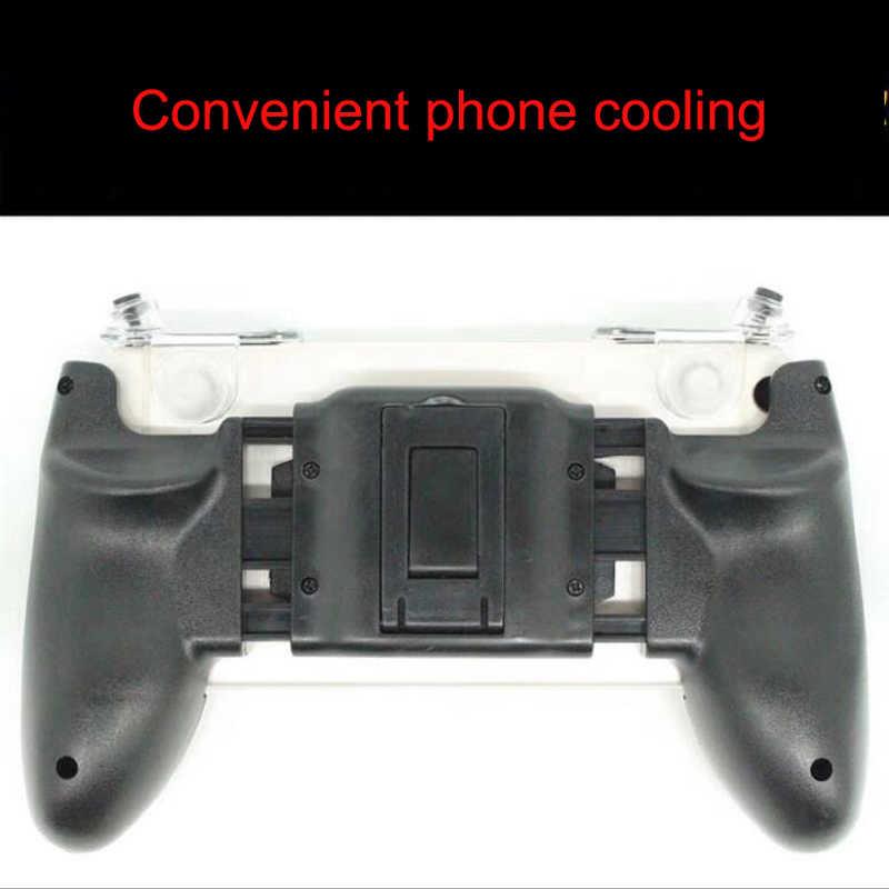 Handy Handy-Spiel Trigger Schießen Controller Pubg Feuer Taste Griff Für Android iOS