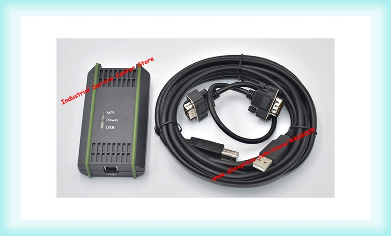Suitable For S7-300plc Programming Cable USB-MPI Download Cable 6ES7972-0CB20-0XA0