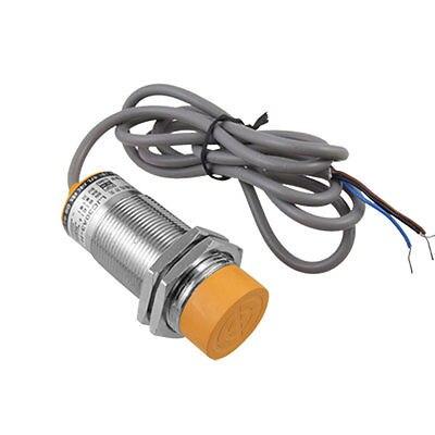 LJC30A3-H-Z/AY 1-25mm Capacitance Proximity Sensor Switch PNP NC DC 6-36V 300mA 30mm capacitive proximity sensor switch nc 25mm detection distance ljc30a3 h j dz 2 wire ac90 250v mounting bracket