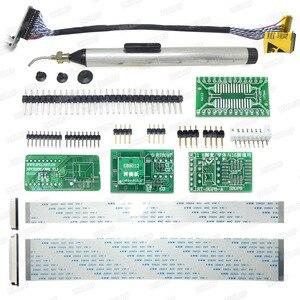 Image 4 - RT809H Emmc nand FLASH Evrensel Programcı + 44 Ürünleri EDID ILE LCD KABLO HDMI VGA ISS Kurulu EMMC nand Ücretsiz kargo