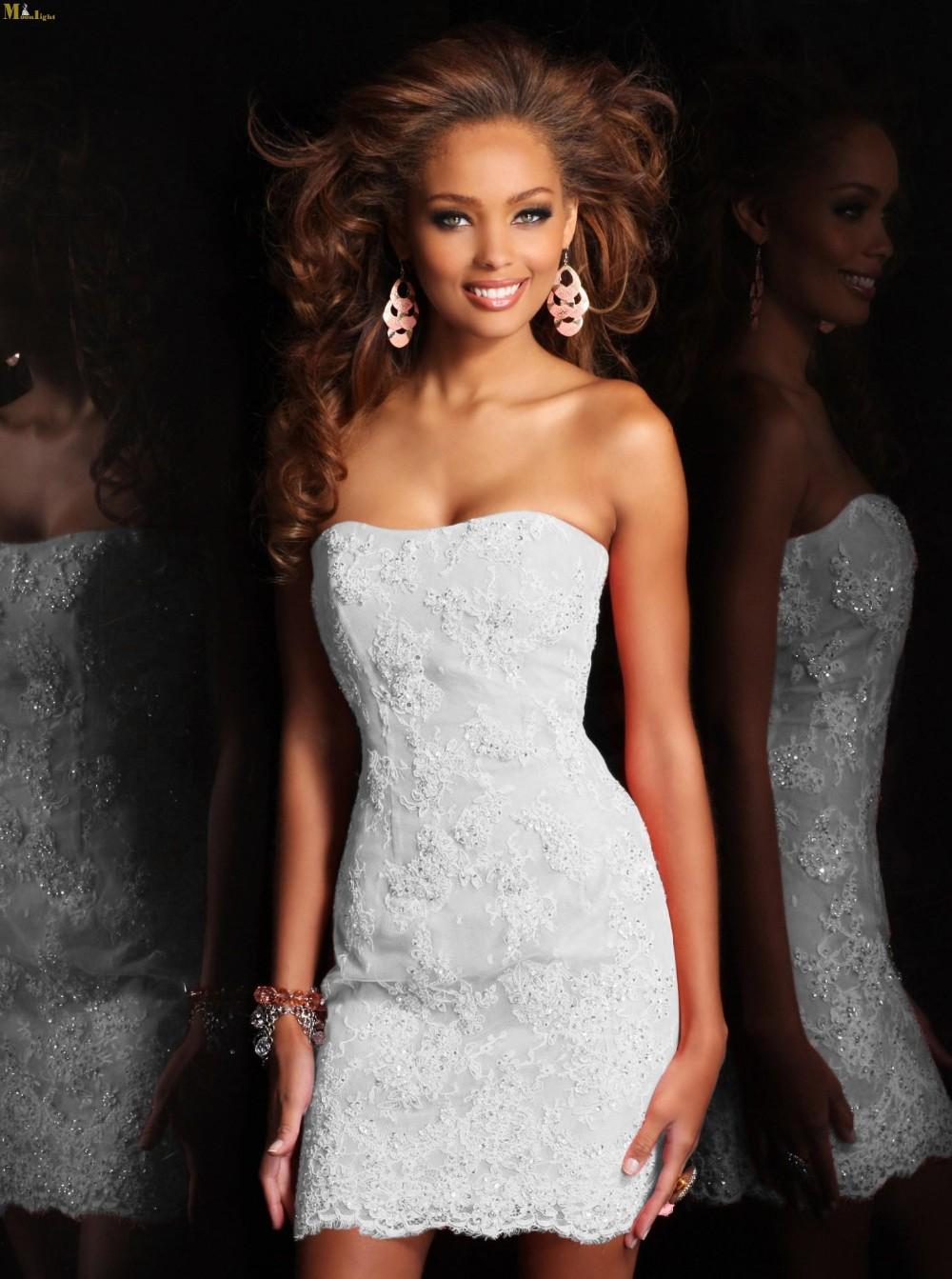 например-007 2015 новый милая приложение чистый белый Сэм Уэйд платье юбка свадебные платья