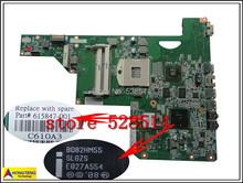 original G72 laptop motherboard 615847-001 non-integrated motherboard for hp 100% Test ok