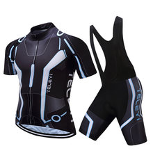 Комплект летней одежды для велоспорта гоночный велосипед Джерси/ropa