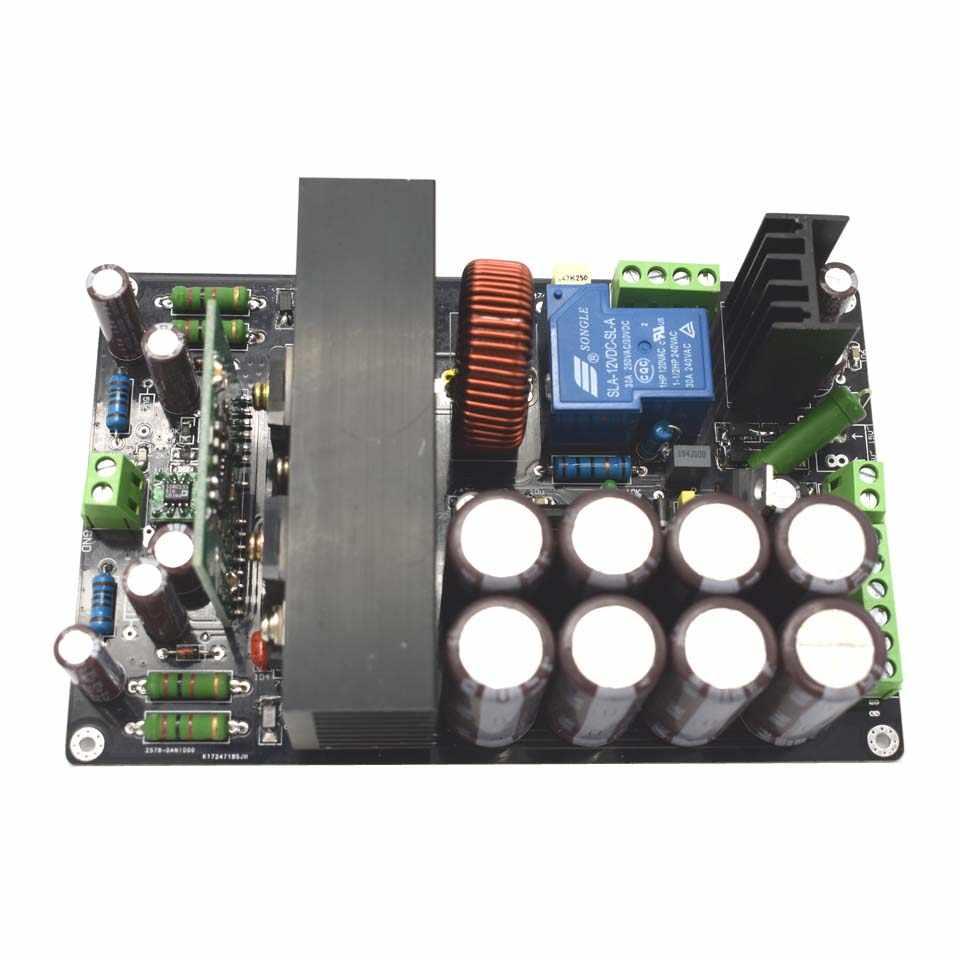 Lusya 1000 Вт HiFi высокой мощности IRS2092 + IRFB4227 класса D подойдет как для повседневной носки, так цифровой Мощность Плата усилителя сценический Усилитель мощности доска B5-006