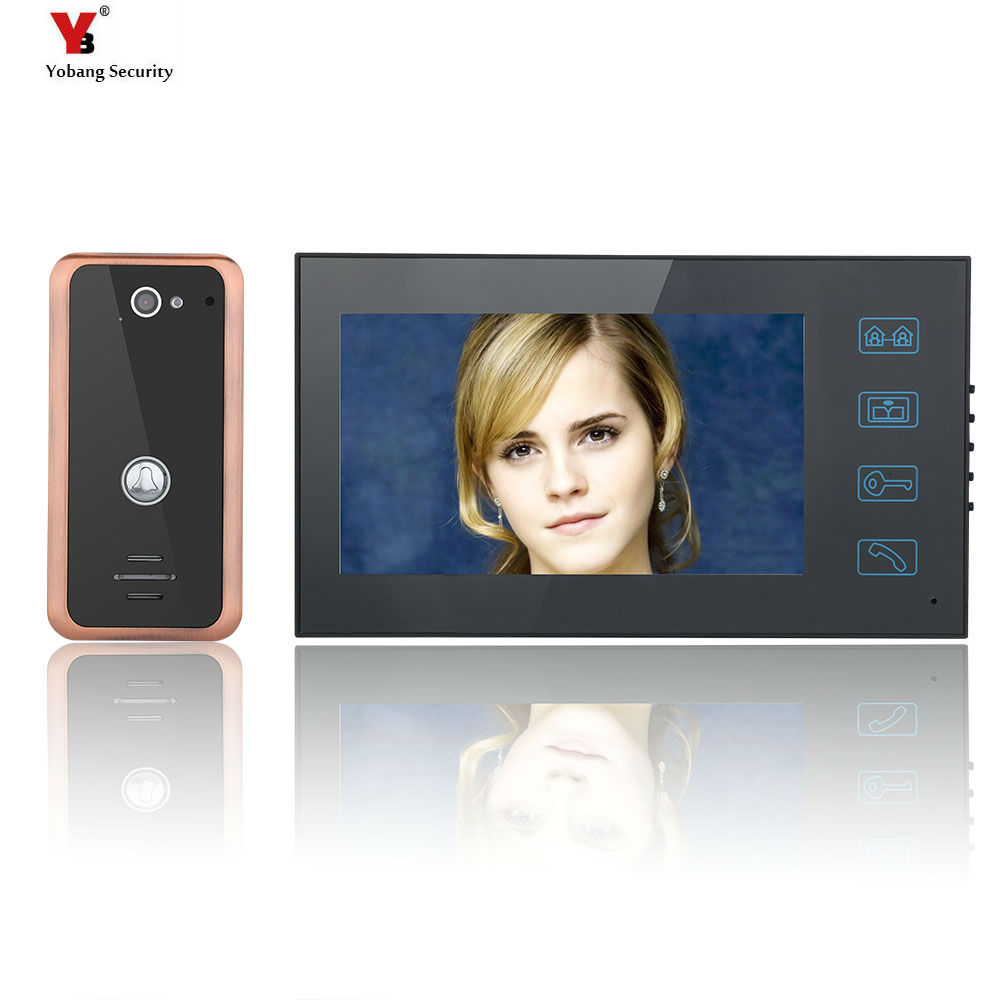 Yobang Security Touch Button 7