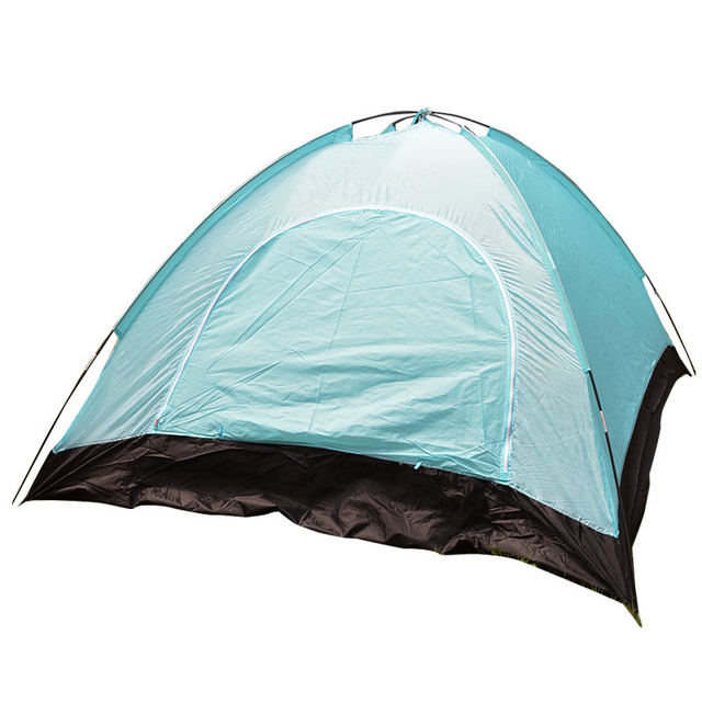 320x210x145cm Large doule layer tent 2 room for 3-4 person outdoor camping hiking hunting Ice fishing tourist emergency tent