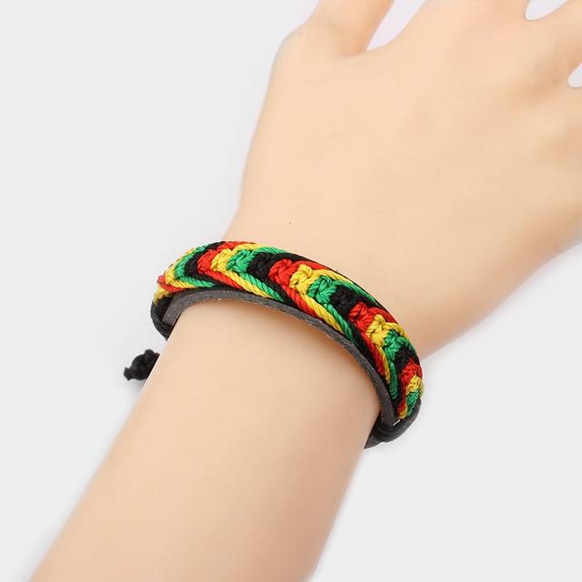 Bracelet Brésilien Bob Marley
