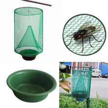 Folding Mosquito Capture Catching Fly Mesh Net Hanging Trap Insect Bug(China)