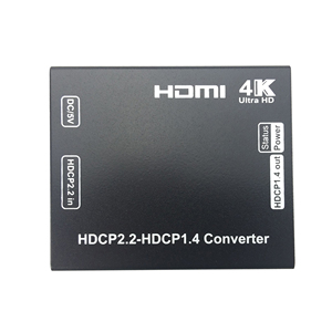 Image 3 - 4K HDCP Converter HDCP 2.2 to HDCP 1.4 adapter converter 1080P/4Kx2K/3D with power adapter