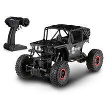 NO.699-115 1/18 RC Car 4WD 2.4G 20km/h Alloy Metal Car Shell Case Off-Road Rock Climber Monstruo Cars RTR Vehicle Toys(China)