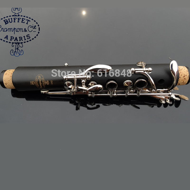 Buffet Crampon cie A PARIS Clarinet with Case 1986 B12