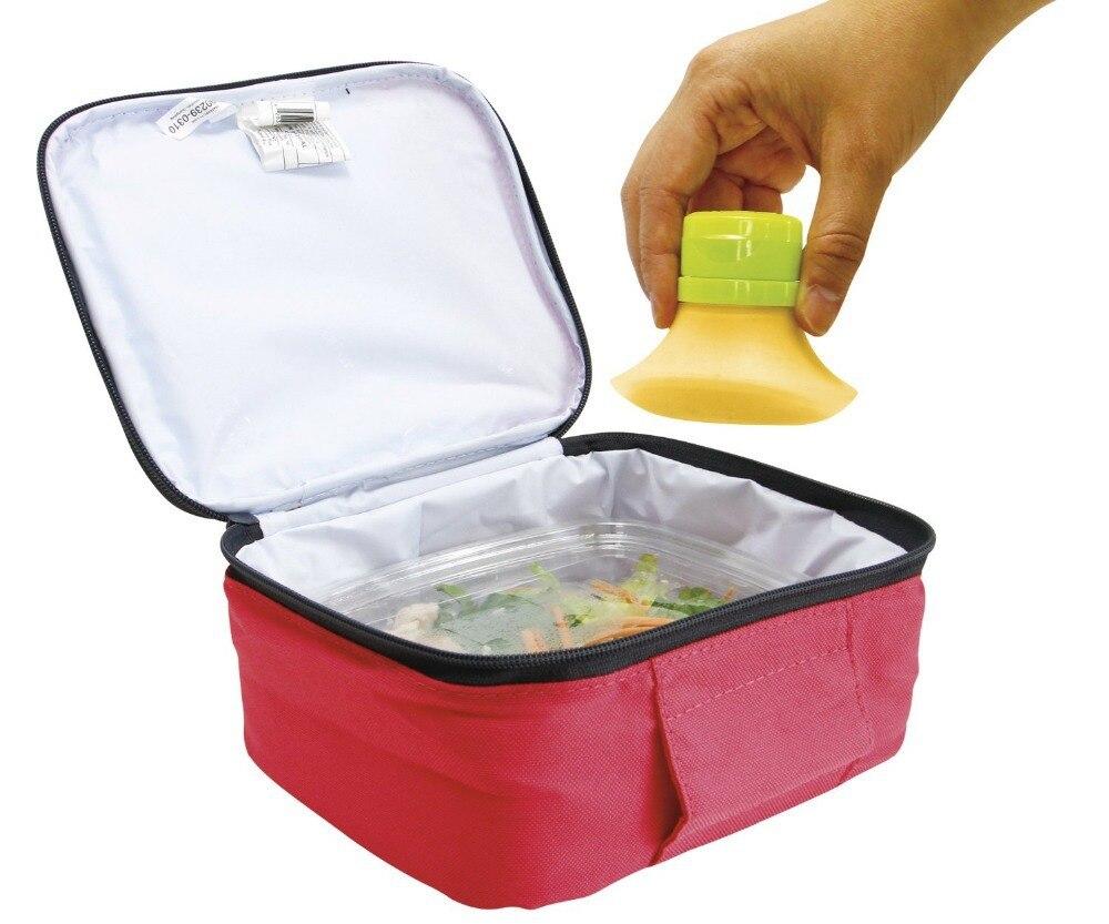 Evriholder dressing gaan salade dressing container gadget voor