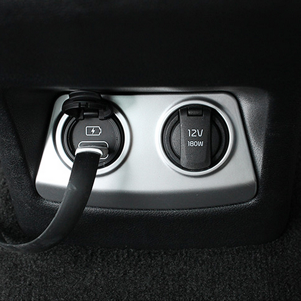 LFOTPP Tiras de umbral de acero inoxidable 4 unidades protecci/ón de umbral para /Sportage QL KX5 accesorios de dise/ño de autom/óviles