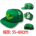Anime The Legend of Zelda A Link Between Two Worlds Novelty cartoon ladies dress Hat charms Costume Props Baseball cap Famous