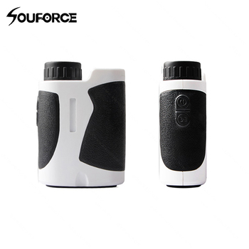1pc 3-400M Telescope Laser Rangefinder 6X Monocular Telescope Eyepiece Focus Laser Distance Measuring for Golf Hunting