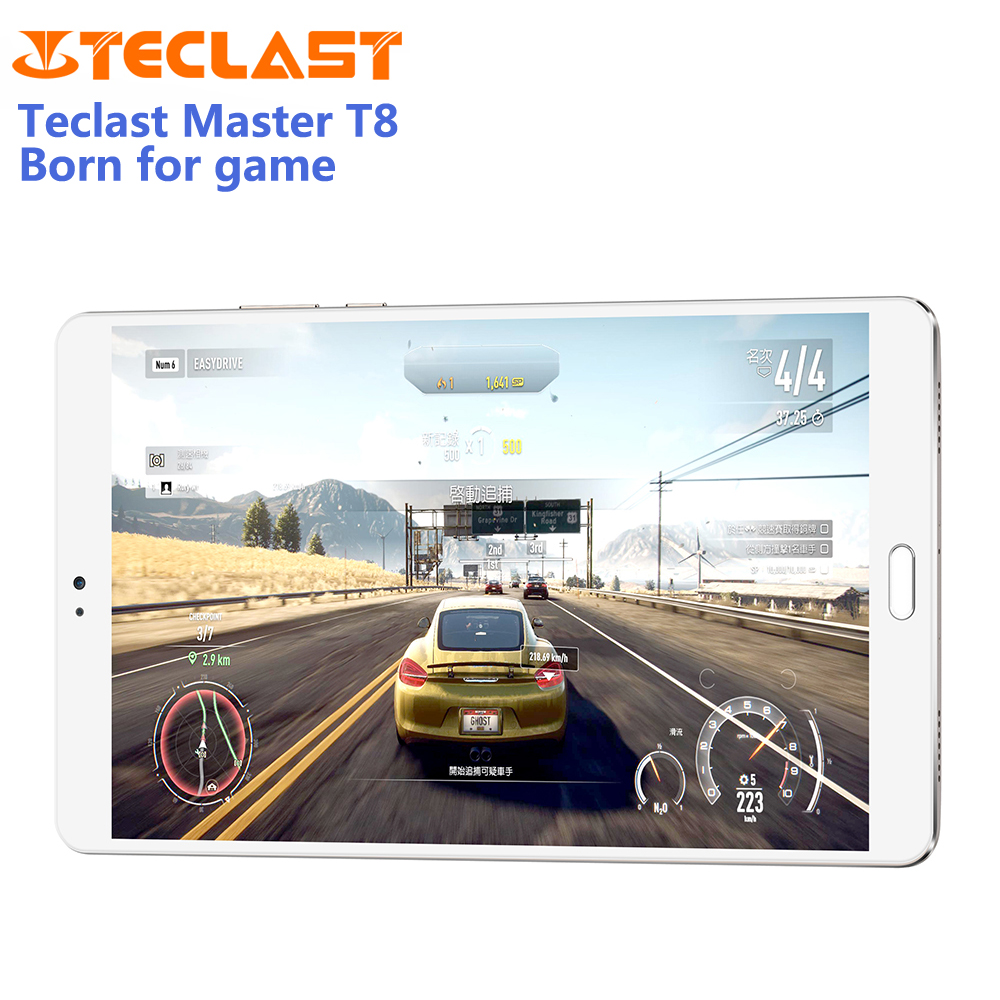 Teclast Master T8 8.4 Inch Tablet PC Android 7.0 MTK8176 Hexa Core 1.7GHz 4GB RAM 64GB ROM Fingerprint 13MP Front Camera Tablets смартфон zte nubia z17 mini gold snapdragon 652 1 8 4gb 64gb 5 2 1080x1920 ltps 2sim 4g 13mp 13mp 16mp android 6 0