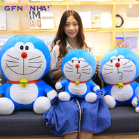 1pc 38/48cm 11 Styles Big Size Stand By Me Doraemon Plush Toys kawaii Hot Anime Dolls Stuffed Pillow Children Birthday Gift