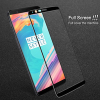 IMAK Full Screen Coverage Pro Flim For Oneplus 5t Screen Protector Scratch Proof Glass For Oneplus