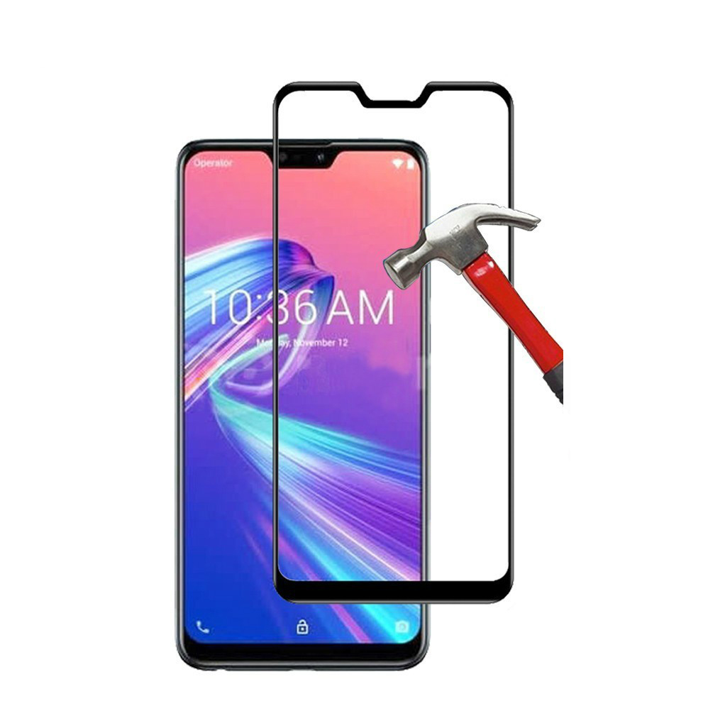 9H Tempered Glass For Asus Zenfone Max Pro M2 ZB631KL Max M2 ZB633KL Screen Protector For Asus Max Pro M1 ZB602KL ZB555KL Film