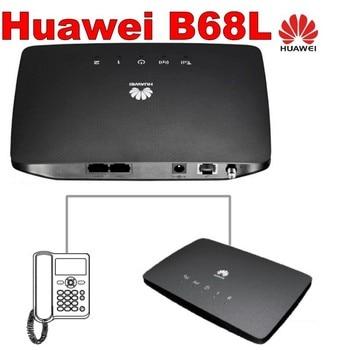 цена на Original Best selling Huawei B68L CPE 21Mbps 3G Router HSPA + Wireless Gateway