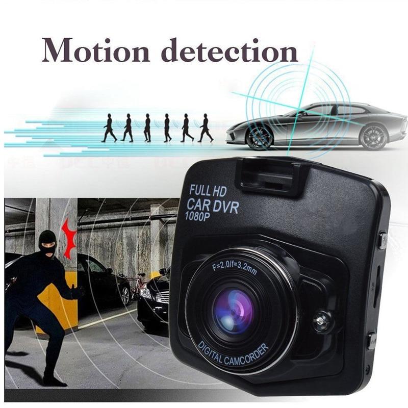 2.4 Full HD Car DVR Vehicle Camera Video Recorder Dash Cam Support G-sensor Night Vision LED Fill Light Motion Detection GT300 1080p full hd car dvr lcd hdmi camera video recorder dash cam g sensor