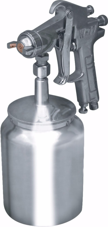 Spray gun HP-02S tank 1l KRATON lower nozzle 2mm 120-200 l / min water fight nozzle backpack fire gun toys
