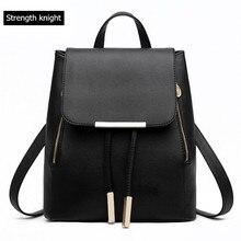 Y27 горячие женщины рюкзак Хорошее качество школы Рюкзаки для девочек-подростков женские кожаные рюкзак старинные сумка Mochila