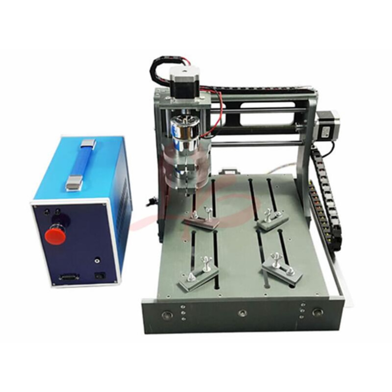 Mini CNC Cutting Machine CNC 2030 CNC Wood Router with Parallel & USB port 2 in 1 mini cnc router machine 2030 cnc milling machine with 4axis for pcb wood parallel port