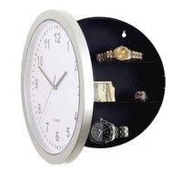Original Clock Safe Digital Wall Clocks Storage Box Modern Design Wall Clocks Creative Storage Home Decoration