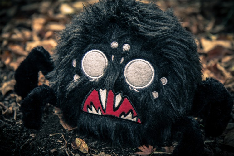 Elsadou Do Not Starve Hissing Spider Plush font b Doll b font Toys 15 23cm