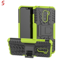 Soaptree Armor Hybrid Cases For Xiaomi Pocophone Poco F1 Cas