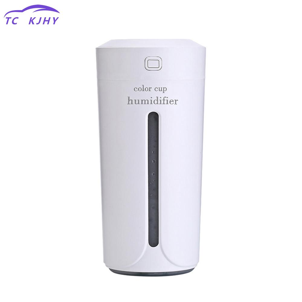 Small Air Conditioning Appliances Ultrasonic Home Office Car Portable Travel Usb Mini Humidifier Air Diffuser Purifier Atomizer