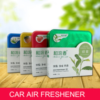 Car Freshener Solid Perfume Fragrance Smell Diffuser Home Automotive Interior Odor Remover Deodorant Air Purifier Accessories