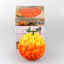 Flame-Flame Fruit and Gum-Gum Fruit