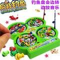 As crianças adoram, atletismo puzzle placa de pesca jogo de pesca música elétrica brinquedos interativos brinquedos as crianças gostam de peixe presente de aniversário