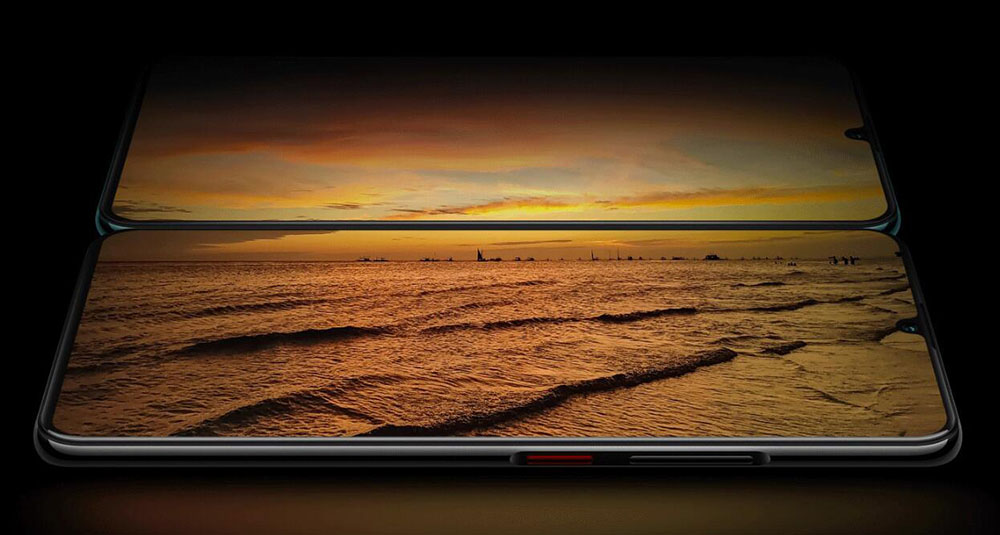 Original Lenovo Z6 Pro Snapdragon 855 Octa Core 6.39 1080P Display Smartphone Rear 48MP Quad Cameras (5)