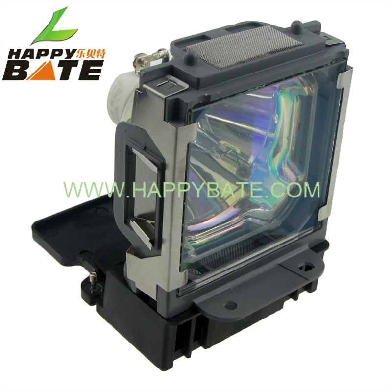 VLT-XL6600LP Bare Lamp With Housing For Mitsubishi FL6900U FL7000 HD8000 WL6700U XL6500LU XL6600LU XL6600U Projector happybate