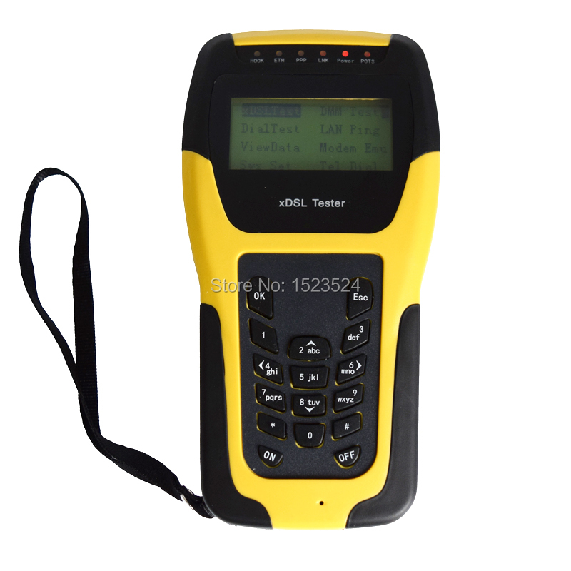Spedizione Gratuita ST332B Multi-funzionale ADSL2 + Tester/ADSL Tester/ADSL Installazione e Manutenzione Strumenti