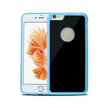 iPhone 6s Plus Case 360 Full Protection TPU Frame Magical Nano Suction Cover