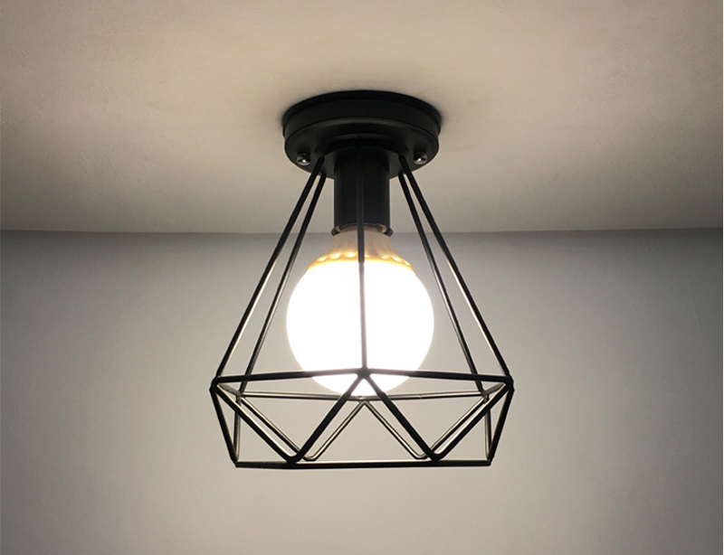 HTB1n6nIKbuWBuNjSszgq6z8jVXab Vintage Ceiling Lamp For Living Room Bedroom Nordic Wrought Iron Retro Corridor Aisle For Living Room Bar Ceiling Light