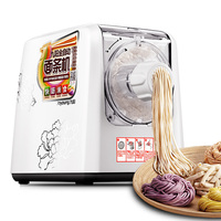 22%,intelligent automatic electric noodle machine noodle maker Dumplings pasta tools 3 min completed green materials 9 Mould,N6