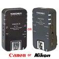 YONGNUO i-TTL ETTL Wireless flash Controller Wireless Flash Trigger Transmitter For Canon Nikon DSLR YN622N II YN622C II YN-622C