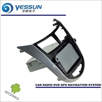 For Hyundai Accent / Blue / WIT/ Fluidic Verna - Car Android Navigation System Radio Stereo CD DVD Player GPS Navi Multimedia