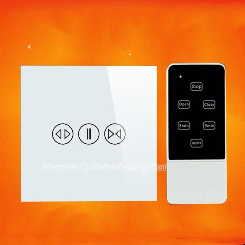 Broadlink rm pro+uk tc2 1 2 3 gang smart wifi wall light switch.