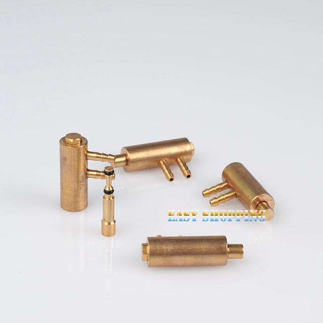 4 Pcs válvula titular Normal aberto Dental Handpiece Dental cadeira cabide acessórios