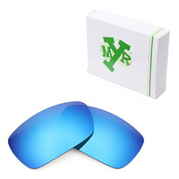Mryok POLARIZED Replacement Lenses for Oakley Spike Sunglasses Ice Blue