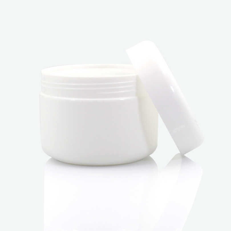 Frasco de creme pp, 10/20/30/50/100/250g colorido rosto creme frasco frete grátis vazio cosméticos