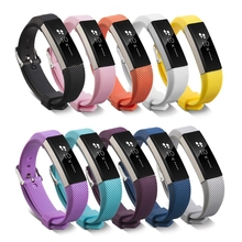XS 4.5-5.9 Wrist Replacement Watch Band Strap WristBand For Fitbit Ace/Alta/HR high quality replacement alloy crystal rhinestone wristband band strap bracelet for fitbit alta for fitbit alta hr watch band