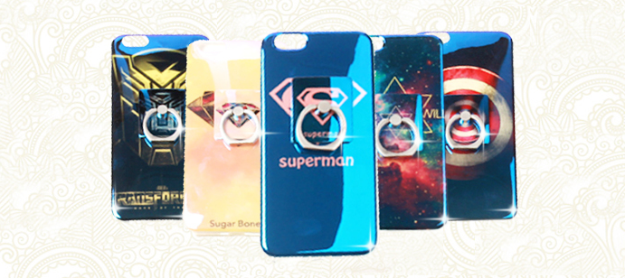 Case For iphone 6 plus <font><b>City</b></font> Street Diamond Stars <font><b>Blu-ray</b></font> Soft TPU Phone Back Cover Case With a <font><b>blue</b></font> ring bracket