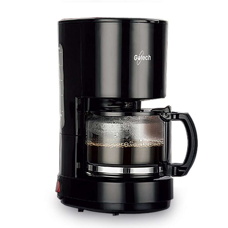 Fully Automatic American Coffee Machine Coffee Pot Tea Machine Insulation Anti-drip Explosion-proof free shipping american drip coffee machine pot